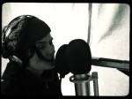"Lina Paul singt ""Solo Sunny"" für den Radiotatort ""Touristen"" im Klangmœbelstudio."